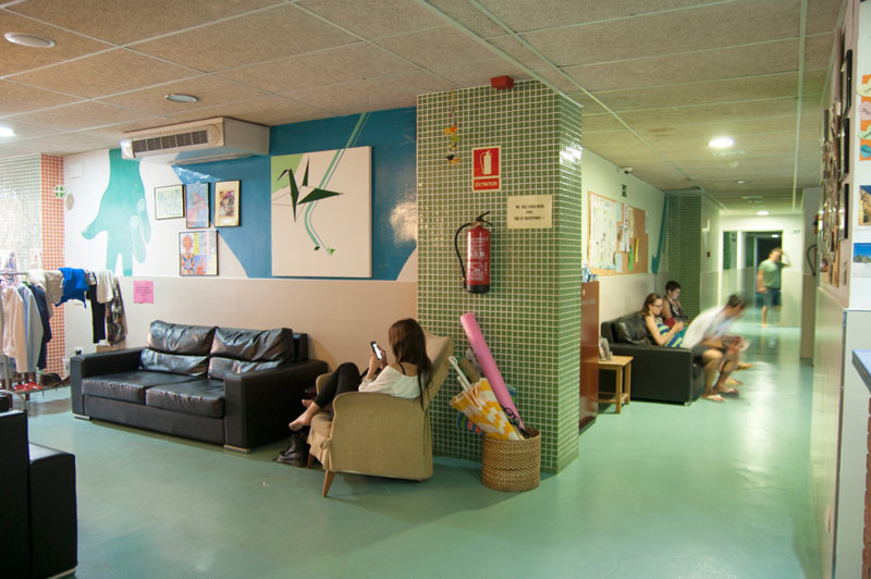Hostel, budget accomodation Barcelona