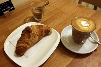 top coffee places